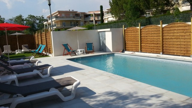 Piscine Remy Spinetti Mougins